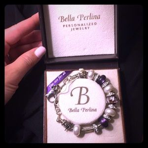 bella Perlina Jewelry - 💜Bella Perlina bracelet never worn 💜